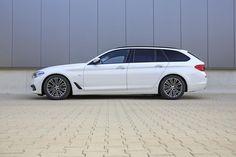 H&R Sportfedern BMW 5er G30 G31 Tuning (2)