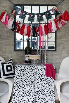 valentines table for two by @Kristin Jackson {the Hunted Interior}