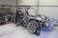 ETS Drift Ute – Day 7 – Engineered to Slide