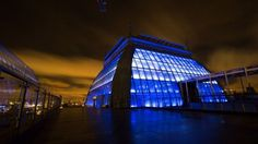 Ocean | iDual lights | photo of Centro Cultural Kirchner