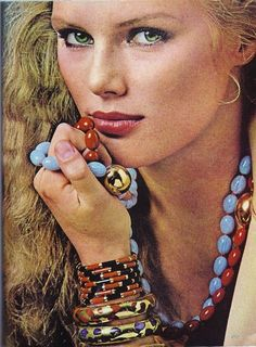 1977 - VOGUE-  Patti