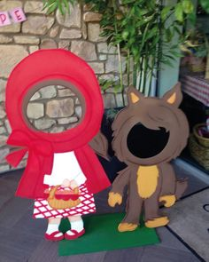 Ideas para fiestas de Caperucita Roja | Tarjetas Imprimibles 3rd Birthday Parties, 2nd Birthday, Aries Birthday, Red Riding Hood Party, Little Red Ridding Hood, Diy And Crafts, Crafts For Kids, Red Party, Woodland Party