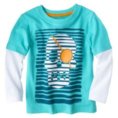 Circo® Infant Toddler Boys Long-Sleeve Graphic Tee : Target