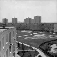 Les 273 meilleures images du tableau immeubles grands ensembles ann es 50 60 70 sur pinterest - Immeuble vegetal ...