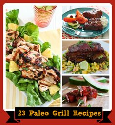 #paleo #grill recipes #bbq