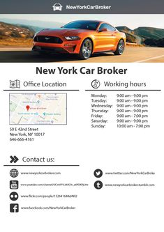 Here At New York Car Broker, We Offer Affordable Car Leasing Option For  Virtually Every Make And Model You Can Imagine. Just Let Us Know What Youre  Looking ...