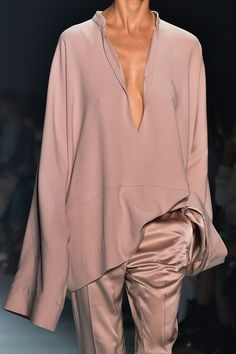 Haider Ackermann at Paris Spring 2015 (Details)