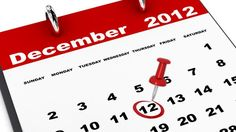 Today is 12-12-12!!