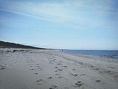 Man and the sea #Latvia #Baltic #Carnikava