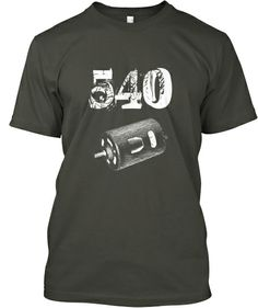 Limited Edition 540 Motor RC T-Shirt | Teespring