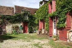 maison de campagne | Photo terrasse, balcon, veranda et campagne et maison : Déco Photo ...