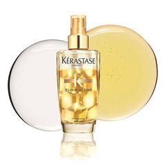 Kérastase lanceert de nieuwe Elixir Ultime twee-fasen olie voor fijn haar! Voor pure glans en weelderig volume, zelfs bij fijn haar. #kerastase #elixirultime #elixir #shine #finehair
