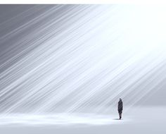 Twilight by Tokujin Yoshioka. The installation creates the mood of the whole space with the light and aura. it would remind people of the natural phenomenon, known as the angel's ladder. Luz Natural, Natural Light, Luz Artificial, Sculpture, Light Art, Light And Shadow, Oeuvre D'art, Installation Art, Les Oeuvres