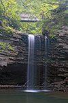 Little Stoney Falls in Coeburn, Va.