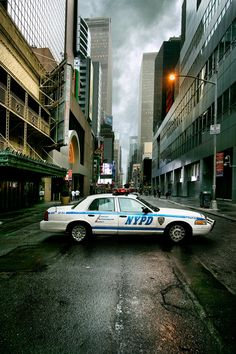 NYPD, New York City