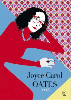 oates-diglee-cartes Graphic Illustration, Illustrations, Activist Art, Joyce Carol Oates, Ladies Day, Editorial Design, Art Forms, Animation, Amazing Women