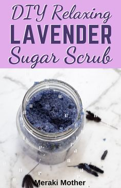 Scrub away for soft summer skin with your very own DIY lavender sugar scrub! The perfect relaxing addition to a self-care routine. #selfcare #summerhacks #sugarscrub #sugarscrubrecipe #DIYrecipe Body Scrub Recipe, Diy Body Scrub, Diy Scrub, Beauty Care, Beauty Skin, Lotion, Lavender Sugar Scrub, Beauty Hacks For Teens, Diy Beauty Treatments