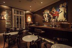 Hotel B   The Restaurant