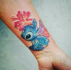 Stitch Tattoo ^^