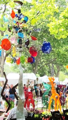 "I listed Richardson's Cottonwood Art Festival in a roundup of spring fests, at ""Fling into spring,"" March 22, 2013."