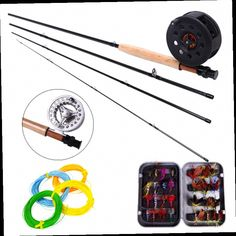 46.90$  Buy here - http://ali4ly.worldwells.pw/go.php?t=1000003574591 - Sougayilang 2.7M Fly Fishing Rod Plastic or Aluminum Fly Fishing Reel Combo Box and 24pcs Hooks For Free Fly Fishing Rod Set Kit