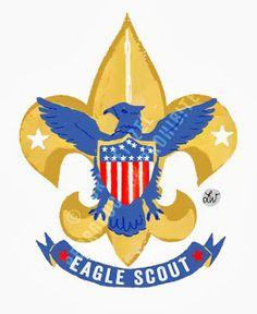 eagle clip art go back u003e gallery for u003e eagle scout logo clip art rh pinterest com eagle scout clip art free eagle scout clipart black and white