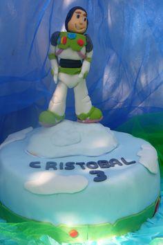 Torta de Buzz Lightyear