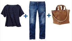 Wear THIS + THAT (so cute!) - GAP