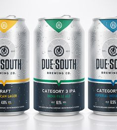 Due South Cans