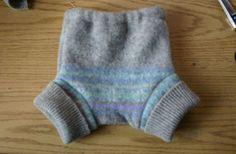 DIY wool soaker blog