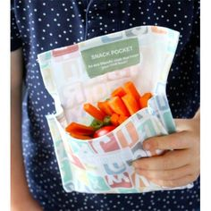 4MyEarth Snack Pocket Set