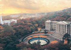 Kyung Hee University,one of the top institutions of higher learning in Asia (Source)