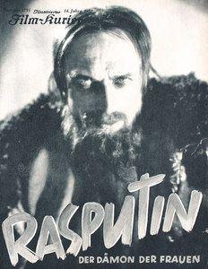 Conrad Veidt in 'Rasputin'