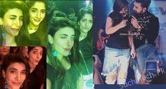 Urwa Hocane, Mawra Hocane And Farhan Saeed Last Night At Riot Studio, celebrities, pakistani celebrities, latest pakistani celebrities, news, latest news