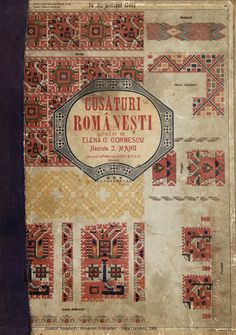 #rotexte: Cusături românești. Folk Embroidery, Floral Embroidery, Embroidery Stitches, Embroidery Patterns, Cross Stitch Patterns, Machine Embroidery, Antique Quilts, Diy Dress, Embroidery Techniques