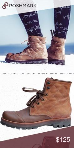 Genuine leather boots New. Brown genuine leather made in Argentina Shoes Ankle Boots & Booties