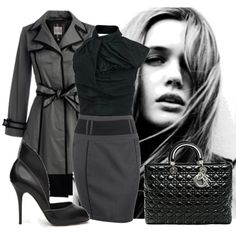 """Business fashion woman style!"" by m-letizia on Polyvore"