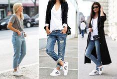 Jeans e camiseta  5 maneiras simples de atualizar o básico f81c7fceb72
