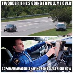 Tagged with funny, memes, police, the more you know, speed; Cop Jokes, Police Jokes, Cops Humor, Funny Jokes, Funny Police, Minion Jokes, Funny Captions, Dad Humor, Funny Minion