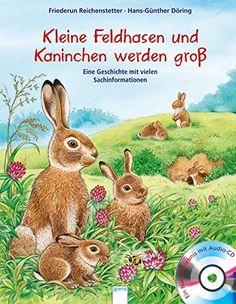 Osterhasen-Quiz: 15 Rätselfragen für Kinder und Erwachsene Rabbit, Teddy Bear, Toys, Beide, Animals, Painting, Audio, Products, Hd Movies