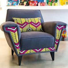 The Lubumbashi #armchair and its matching #cushion looking rather crisp on this cold Istanbul morning ❄️☃ #design #designer #furniture #decor #decoration #interior #interiordesign #africanfashion #africanprint #igersistanbul #igersturkey #homedecor #upholstery #cukurcuma #vintage #luxuryinteriors #istanbul #conceptstore #home #homedecor #maison #instacool #furnituredesign #vintage #nordic #retro #midcenturymodern #nordicfurniture #africanwax