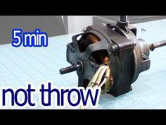 How to connect Fan coil Easy, 5 wire AC Fan motor wiring diagram, 3 speed Ac Fan Motor, Washing Machine Motor, Science Crafts, Diy Fan, Homemade Tools, Diy Electronics, Connection, Diagram, Wire