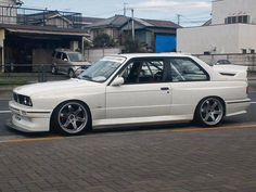 This is the business right here - BMW M3 -E30 chassis
