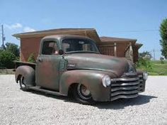 Image result for 1954 chevy rat rods