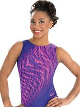 Grape Valley Sublimated Leotard from GK Gymnastics