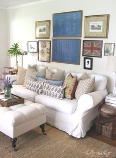 The Original Cottage - Holly Mathis Interiors