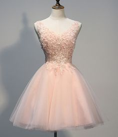 Pink Homecoming Dress ,junior homecoming dress, graduation