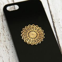 Hippie iPhone Case iPhone 5s Case Hipster Hippie iPhone 4 Case Mandala iPhone 6 Case iPhone 5c Black Samsung S3 Black Case iPhone 6 Plus