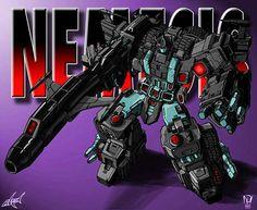 Nemesis Prime Transformers Decepticons, Transformers Optimus Prime, Comic Book Characters, Comic Books, Nemesis Prime, Old School Toys, Ghostbusters, Tmnt, My Childhood