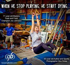 Keep on playing....